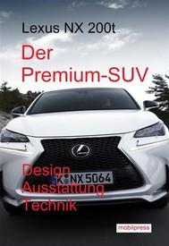 Lexus NX 200t - copertina