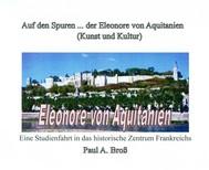 Auf den Spuren ... der Eleonore von Aquitanien - copertina
