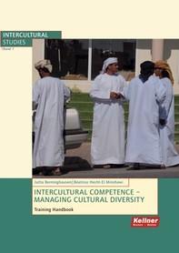 Intercultural Competence Managing Cultural Diversity - Librerie.coop