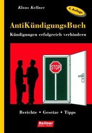 AntiKündigungsBuch - copertina