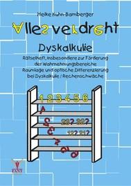 Alles verdreht Dyskalkulie Ebook - copertina