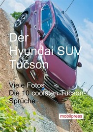 Der Hyundai SUV Tucson - copertina