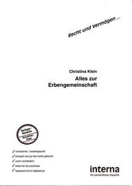 Alles zur Erbengemeinschaft - copertina