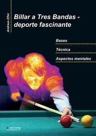 Billar a Tres Bandas - deporte fascinante - Librerie.coop