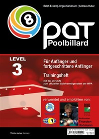 PAT Pool Billard Trainingsheft Level 3 - Librerie.coop