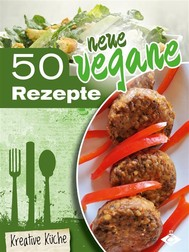 50 neue vegane Rezepte - copertina