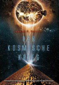 Der Kosmische Krieg - copertina
