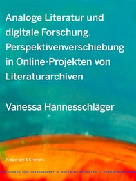 Analoge Literatur und digitale Forschung - Librerie.coop