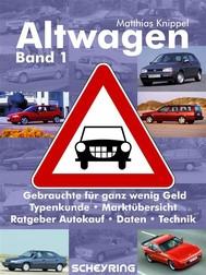 Altwagen - copertina