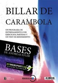 Billar De Carambola - Librerie.coop