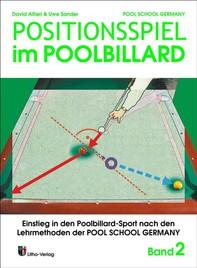 Trainingsmethoden der Pool School Germany / Positionsspiel im Poolbillard - Librerie.coop