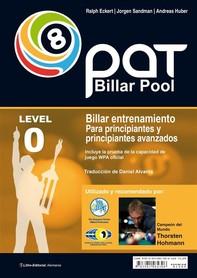 Billar Pool Entrenamiento PAT- Principio - Librerie.coop