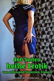 460 Seiten heiße Erotik - copertina