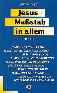 Jesus - Maßstab in allem - Librerie.coop