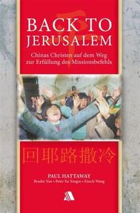 Back to Jerusalem - Librerie.coop