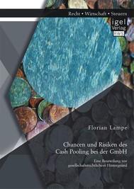 Chancen und Risiken des Cash Pooling bei der GmbH: Eine Beurteilung vor gesellschaftsrechtlichem Hintergrund - copertina