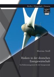 Risiken in der deutschen Energiewirtschaft. Ein Risikomanagement für die Energiewende - copertina