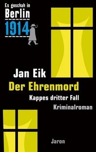 Der Ehrenmord - Librerie.coop