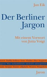 Der Berliner Jargon - Librerie.coop