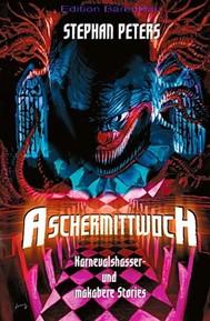 Aschermittwoch - Karnevalshasser und makabere Stories - copertina