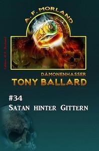 Tony Ballard #34: Satan hinter Gittern - Librerie.coop