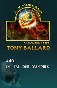 Tony Ballard #40: Im Tal der Vampire - Librerie.coop