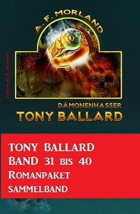 Tony Ballard Band 31 bis 40 Romanpaket - Librerie.coop