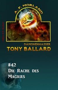 Tony Ballard #42: Die Rache des Magiers - Librerie.coop