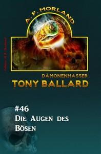 Tony Ballard #46: Die Augen des Bösen - Librerie.coop