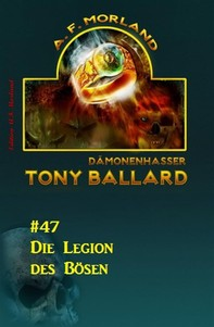 Tony Ballard #47: Die Legion des Bösen - Librerie.coop