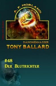 Tony Ballard #48: Der Blutrichter - Librerie.coop