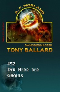 Tony Ballard #52: Der Herr der Ghouls - Librerie.coop