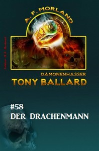 Tony Ballard #58: Der Drachenmann - Librerie.coop