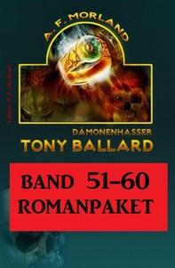 Tony Ballard Band 51 bis 60 Romanpaket - Librerie.coop