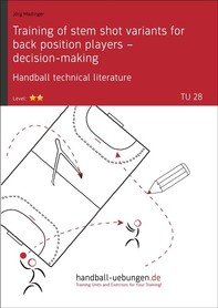Training of stem shot variants for back position players – decision-making TU (28) - Librerie.coop