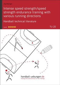 Intense speed strength/speed strength endurance training with various running directions (TU 20) - Librerie.coop