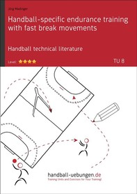 Handball-specific endurance training with fast break movements (TU 8) - Librerie.coop