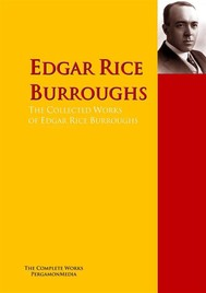 The Collected Works of Edgar Rice Burroughs - copertina