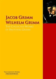 The Collected Works of Brothers Grimm - copertina