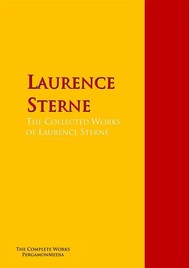 The Collected Works of Laurence Sterne - copertina