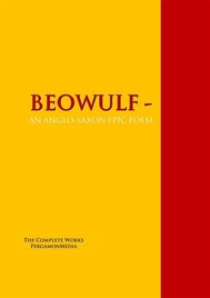 Beowulf - An Anglo-Saxon Epic Poem - copertina
