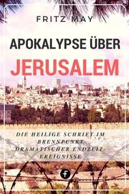 Apokalypse über Jerusalem - copertina