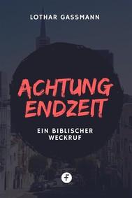 Achtung Endzeit! - copertina
