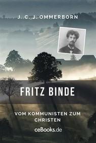 Fritz Binde - copertina