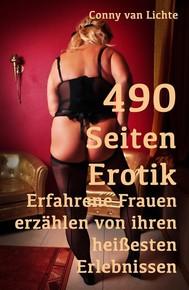490 Seiten pralle Erotik - copertina