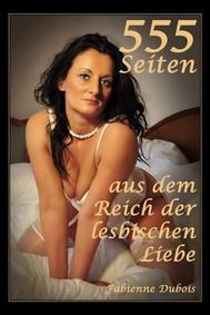 555 Seiten aus dem Reich der lesbischen Liebe - copertina