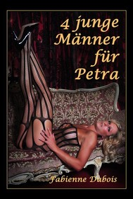 4 junge Männer für Petra - copertina