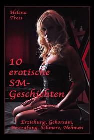 10 erotische SM-Geschichten - copertina
