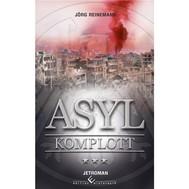 Asyl Komplott - copertina