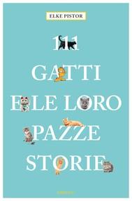 111 gatti e le loro pazze storie - copertina